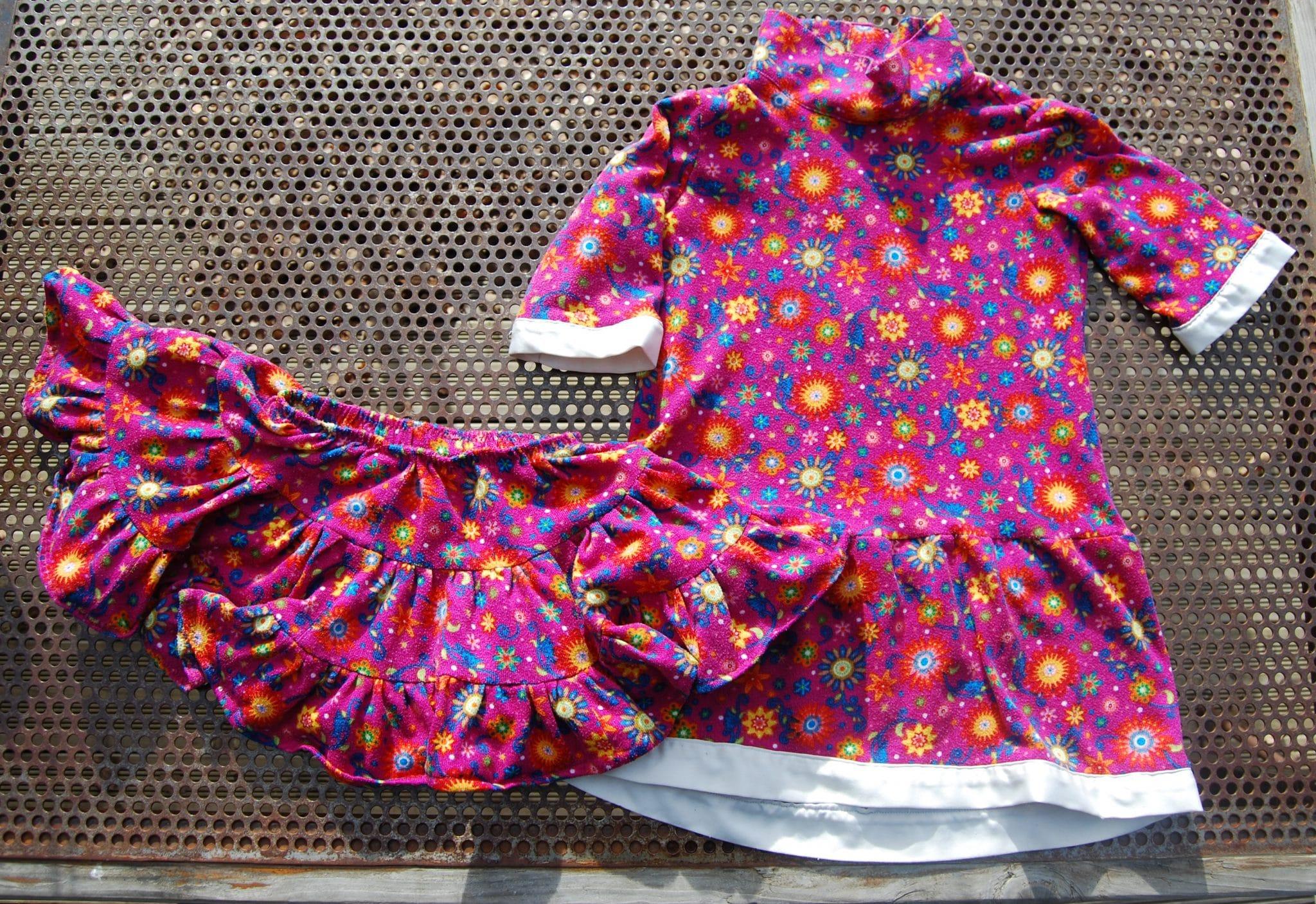 Blog de la boutique Elle virevolte Robes, jupes et accessoires en tissu bio GOTS pour fillette. Création française (Aveyron)