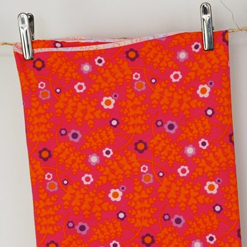 Tissus bio de la boutique Elle virevolte Robes, jupes et accessoires en tissu bio GOTS pour fillette. Création française (Aveyron)