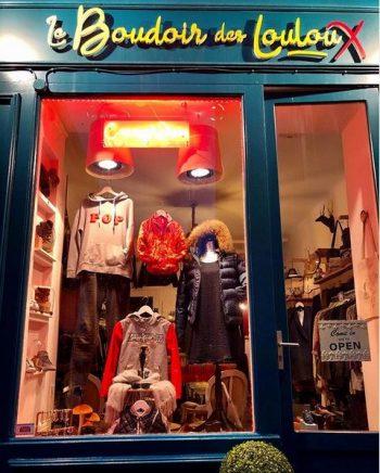 Le boudoir des louloux à Biarritz