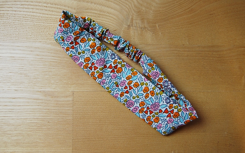Bandeau de la boutique Elle virevolte Robes, jupes et accessoires en tissu bio GOTS pour fillette. Création française (Aveyron)